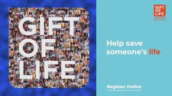 Gift of Life Marrow Registry TV Spot, 'During This Trying Time' - Thumbnail 8