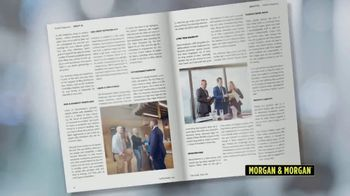 Morgan & Morgan Law Firm Annual Verdicts Magazine TV Spot, 'A Year for the People' - Thumbnail 2