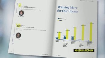 Morgan & Morgan Law Firm Annual Verdicts Magazine TV Spot, 'A Year for the People' - Thumbnail 4