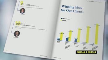 Morgan & Morgan Law Firm Annual Verdicts Magazine TV Spot, 'A Year for the People' - Thumbnail 5