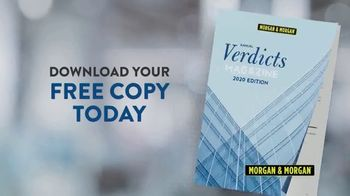 Morgan & Morgan Law Firm Annual Verdicts Magazine TV Spot, 'A Year for the People' - Thumbnail 9