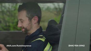 AAA Auto Insurance TV Spot, 'People Inside the Car' - Thumbnail 7