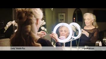 GreatCall Lively Mobile Plus TV Spot, 'Mother's Day: My Mom' Featuring John Walsh - 406 commercial airings