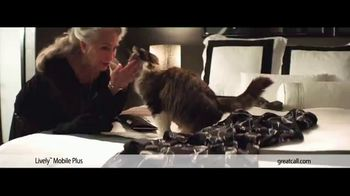GreatCall Lively Mobile Plus TV Spot, 'Mother's Day: My Mom' Featuring John Walsh - Thumbnail 1