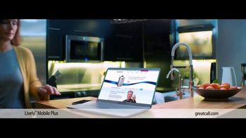 GreatCall Lively Mobile Plus TV Spot, 'Mother's Day: My Mom' Featuring John Walsh - Thumbnail 2