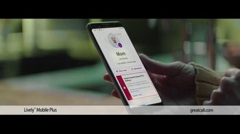 GreatCall Lively Mobile Plus TV Spot, 'Mother's Day: My Mom' Featuring John Walsh - Thumbnail 5
