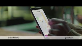 GreatCall Lively Mobile Plus TV Spot, 'Mother's Day: My Mom' Featuring John Walsh - Thumbnail 6