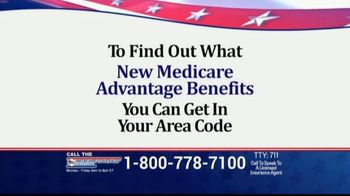 Medicare Coverage Helpline TV Spot, 'Expanded Benefits: Staying At Home' Featuring Joe Namath - Thumbnail 2
