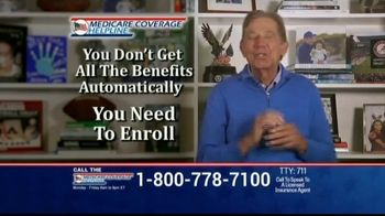 Medicare Coverage Helpline TV Spot, 'Expanded Benefits: Staying At Home' Featuring Joe Namath - Thumbnail 5