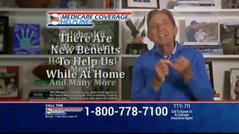 Medicare Coverage Helpline TV Spot, 'Expanded Benefits: Staying At Home' Featuring Joe Namath - Thumbnail 8