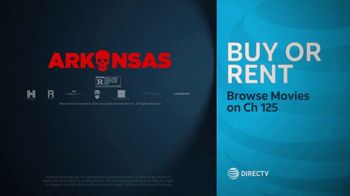 DIRECTV Cinema TV Spot, 'Arkansas' - Thumbnail 9