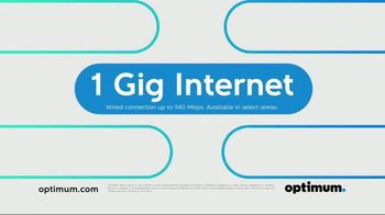 Optimum TV Spot, 'Here to Keep You Connected: 300 Mbps' - Thumbnail 4