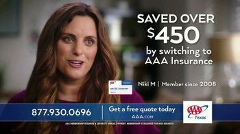AAA Auto Insurance TV Spot, 'Times Like These' - Thumbnail 4