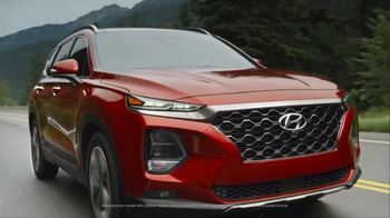 2020 Hyundai Santa Fe TV Spot, 'The Journey' Song by Johnnyswim [T1]