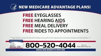 Medicare Benefits Helpline TV Spot, '2020 Medicare Advantage Plans' - Thumbnail 2