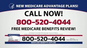Medicare Benefits Helpline TV Spot, '2020 Medicare Advantage Plans' - Thumbnail 3