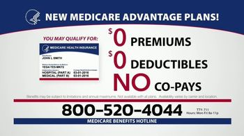 Medicare Benefits Helpline TV Spot, '2020 Medicare Advantage Plans' - Thumbnail 4