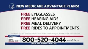 Medicare Benefits Helpline TV Spot, '2020 Medicare Advantage Plans' - Thumbnail 5