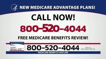 Medicare Benefits Helpline TV Spot, '2020 Medicare Advantage Plans' - Thumbnail 6