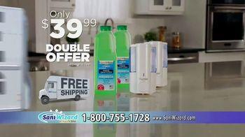 Handvana Sani Wizard TV Spot, 'Clean Hands' - Thumbnail 8