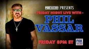 FOX Nation TV Spot, 'Friday Night Live With Phil Vassar' - Thumbnail 8
