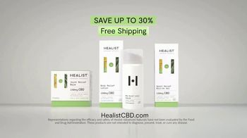 Healist Advanced Naturals TV Spot, 'Support Your Body's Healing' - Thumbnail 9