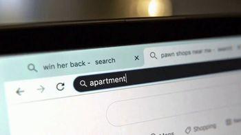 Apartments.com TV Spot, 'Broken Up' Featuring Jeff Goldblum - Thumbnail 4