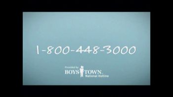 Boys Town TV Spot, 'I Go Because' Song by APM Music - Thumbnail 7