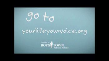 Boys Town TV Spot, 'I Go Because' Song by APM Music - Thumbnail 6