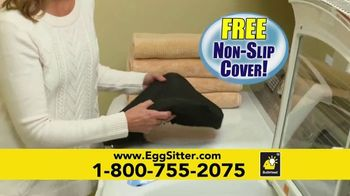 Egg Sitter TV Spot, 'Supports Your Back: Free Hand Sanitizer' - Thumbnail 7