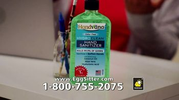 Egg Sitter TV Spot, 'Supports Your Back: Free Hand Sanitizer' - Thumbnail 8