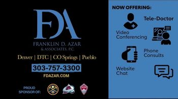 Franklin D. Azar & Associates, P.C. TV Spot, 'Head-On Collision' - Thumbnail 9
