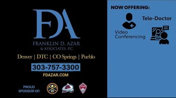 Franklin D. Azar & Associates, P.C. TV Spot, 'Head-On Collision' - Thumbnail 8