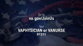 U.S. Department of Veterans Affairs TV Spot, 'Robert Wilkie: Retired Healthcare Workers' - Thumbnail 10