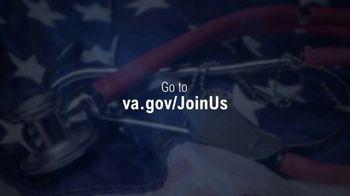 U.S. Department of Veterans Affairs TV Spot, 'Robert Wilkie: Retired Healthcare Workers' - Thumbnail 9