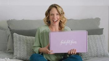 FabFitFun TV Spot, 'Product Customization: Free Gift'
