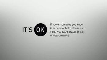 National Alliance on Mental Illness (NAMI) TV Spot, 'It's Okay' Featuring Tracy Morgan, Judy Reyes - Thumbnail 8