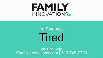 Family Innovations TV Spot, 'Hard Day' - Thumbnail 9