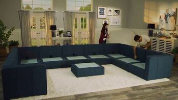 Lovesac TV Spot, 'A Lifetime of Comfort: Save 40 Percent Off' Song by Forever Friends - Thumbnail 8
