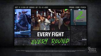 DraftKings Sportsbook TV Spot, 'Royalty: UFC' - Thumbnail 6