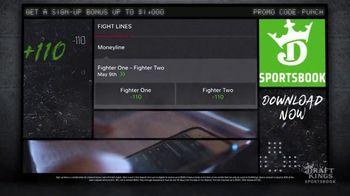 DraftKings Sportsbook TV Spot, 'Royalty: UFC' - Thumbnail 7