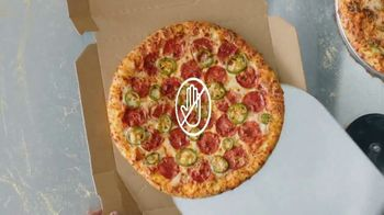 Domino's Mix & Match Deal TV Spot, 'Serious About Safety' - Thumbnail 3