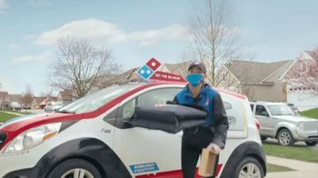 Domino's Mix & Match Deal TV Spot, 'Serious About Safety' - Thumbnail 4