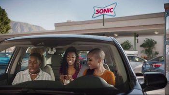 Sonic Drive-In Reese's Overload Blast TV Spot, 'Yes Ma'am' - Thumbnail 1