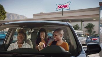 Sonic Drive-In Reese's Overload Blast TV Spot, 'Yes Ma'am'
