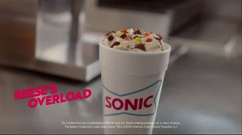 Sonic Drive-In Reese's Overload Blast TV Spot, 'Yes Ma'am' - Thumbnail 8