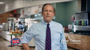 Jersey Mike's TV Spot, 'Thank You' - Thumbnail 4