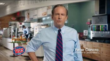 Jersey Mike's TV Spot, 'Thank You' - Thumbnail 5