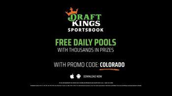 DraftKings Sportsbook TV Spot, 'Colorado: Free Daily Pools' - Thumbnail 9