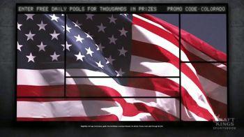 DraftKings Sportsbook TV Spot, 'Colorado: Free Daily Pools' - Thumbnail 4